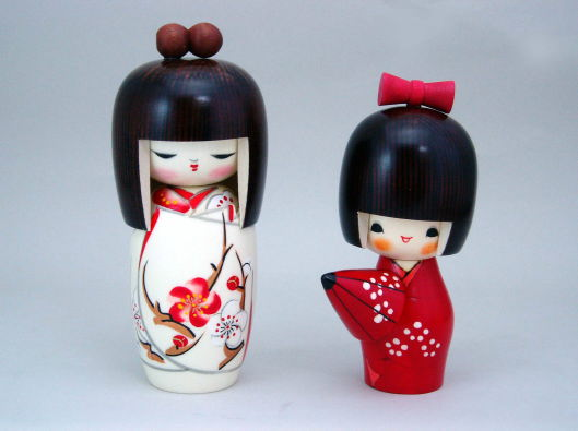 new kokeshi2 What are Kokeshi Dolls?