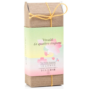 four seasons japanese incense