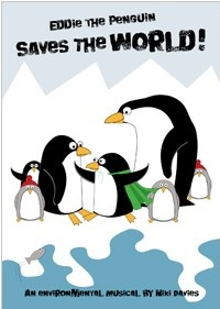 Eddie The Penguin Saves The World