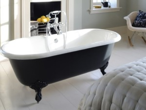 Cast Iron Bath With Claw Feet