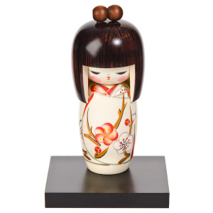 Spring Dream Kokeshi Doll