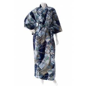 ribbon kimono