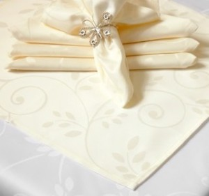What is damask linen?