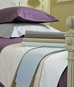 Most luxurious bed linen