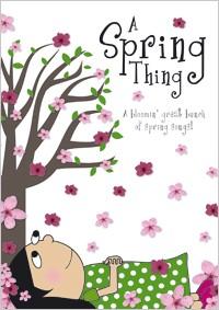 Children's songs for spring
