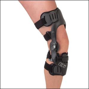 Knee bracing